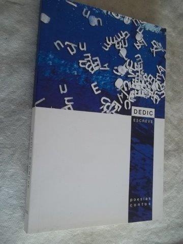 * Livro - Poesias E Contos - Literatura Nacional