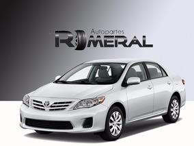 Toyota Corolla 2013 Motor Transmisión Autopartes Venta Yonke