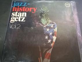 Stan Getz - Vol 2 - Jazz History