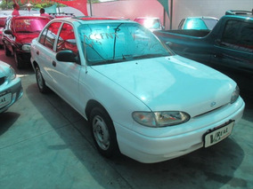 Hyundai Accent 1.5 Gls Sedan 16v