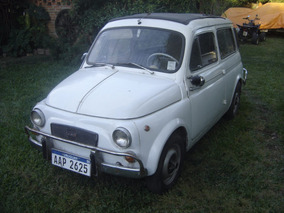Fiat Giardiniera 500