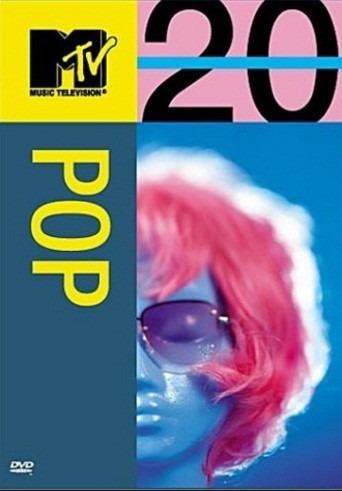 Dvd - Mtv 20 Pop - Vs. Interpretes - Envios.-