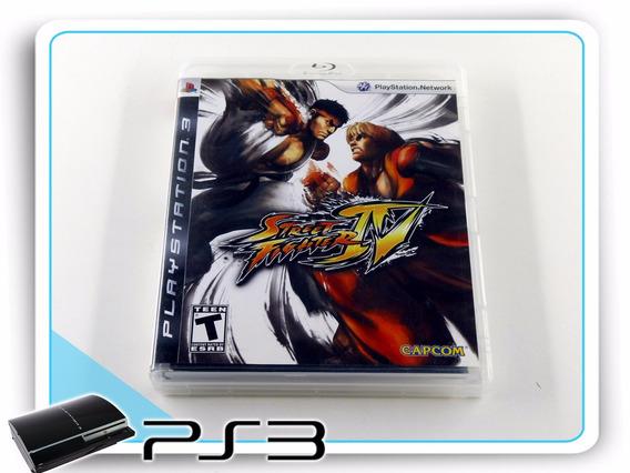 Ps3 Street Fighter 4 Original Playstation 3