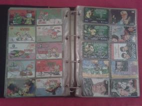 540 Cartões Telefonico Com Varias Coleções