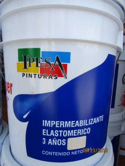 Impermeabilizante Ipesa 3 Años