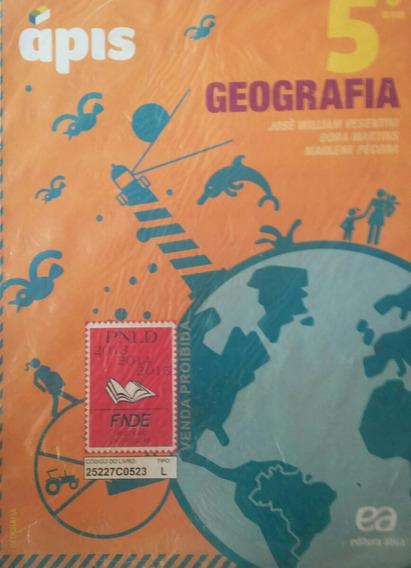 Apis Geografia 5 Editora Ática