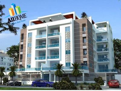 Apartamentos En Construccion En El Millon, Santo Domingo