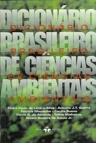 Dicionário Brasileiro De Ciências Ambientais