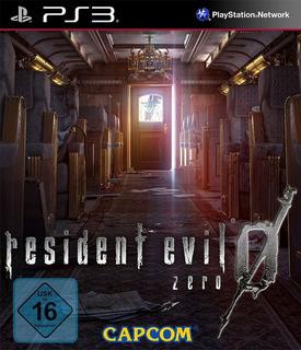 Resident Evil 0 Zero Hd Ps3