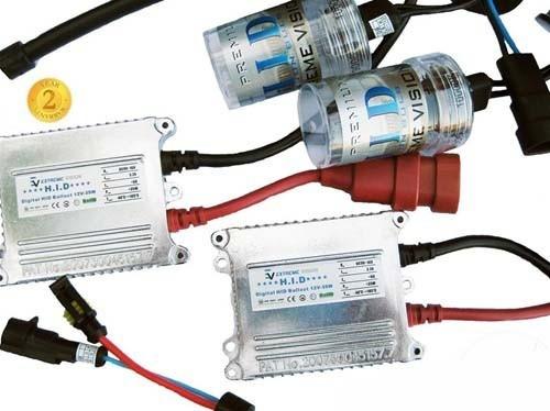 Kit Xenon Lampada H7 35w 6000k