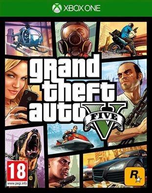 Grand Theft Auto - Gta V - Xbox One