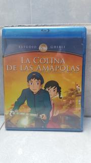 Blu-ray La Colina De Las Amapola Ghibli Español Latino
