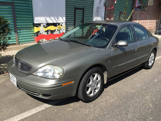 Ford Mercury Sable 3.0 V6 24vpor Partes