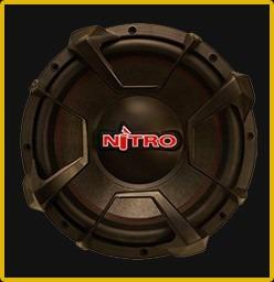 Alto Falante Spyder Subwoofer 12 Polegadas Nitro B. D. 2x4o
