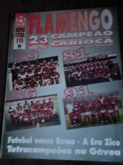 Poster Gigante Flamengo 23 Vezes Campeão Carioca
