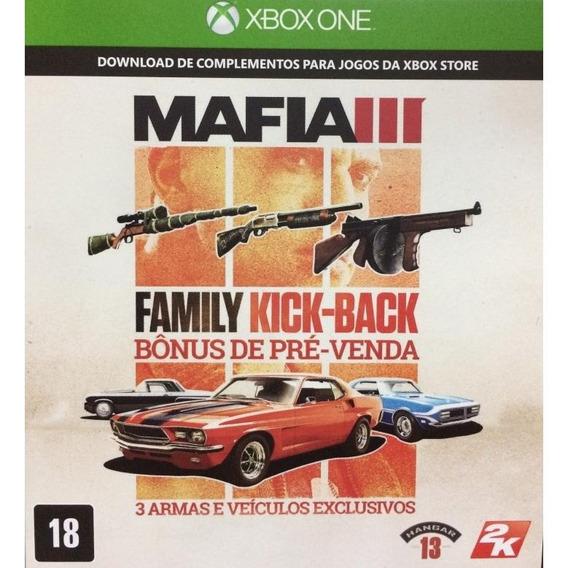 Dlc - Mafia 3 - Xbox One