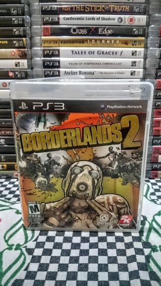 Borderlands 2 Ps3 Midia Fisica Novissimo Frete $10