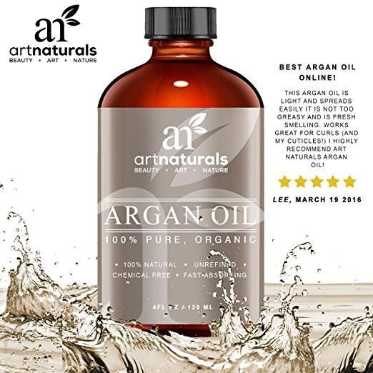 Aceites Esenciales 100% Naturales Argán 120ml Al020