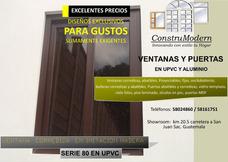 Ventanas - Constru Modern
