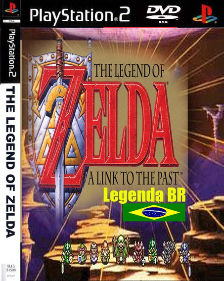 Zelda Playstation 2 - Video Games no Mercado Livre Brasil