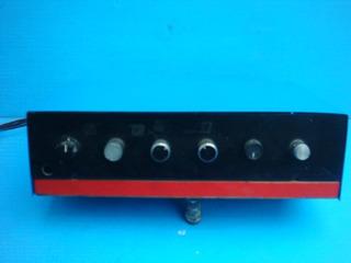 Amplificador Stereo De 5 + 5 Watts Reales .funcionando Bien!