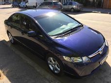Honda Civic Lxs 1.8 Sohc I-vtec 16v (140cv)