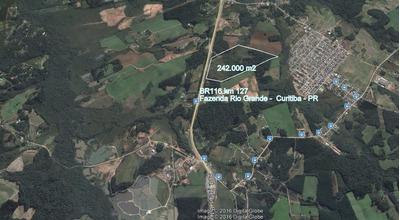 Área Industrial - Curitiba Região Faz. Rio Gde S J Pinhais