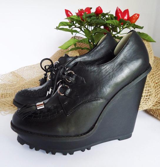 Sapato Mocassin Aldo - Plataforma - Salto Alto - N.37