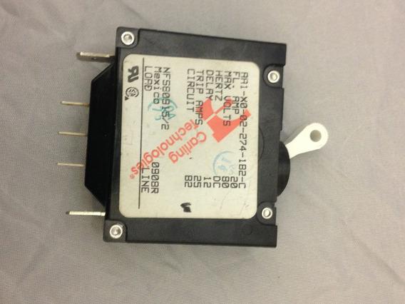 Disjuntor Especial | 80v Aa1-x0-02-274-1b2-c