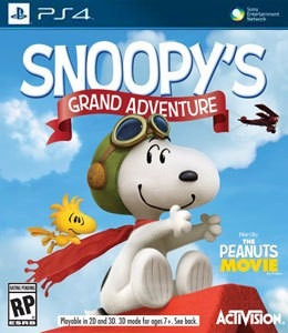 Snoopy // Ps4 Original**1