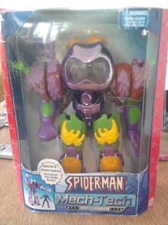 Green Goblin 6 ( Duende Verde ) Spider - Man