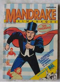 Almanaque Mandrake Nº 2 R G E