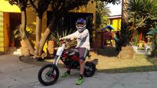 Moto Cross 4t 110 Cm3 Automatica 100%