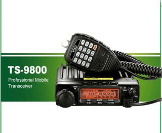Radio Movil Ts 9800 Vhf 75 Watts