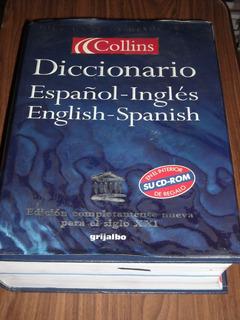 Diccionario Español-inglés English-spanish- Mar Del Plata