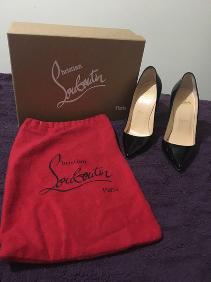 Oferta!!! Zapatos Originales Christian Louboutin
