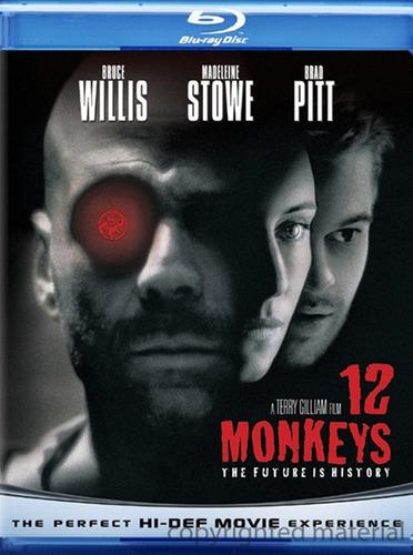 Imagen 1 de 3 de Blu-ray 12 Monkeys / Doce Monos
