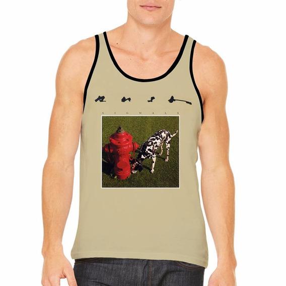 Camiseta Regata Rush Signals Colorida
