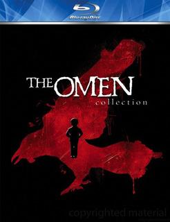 Blu-ray The Omen Collection / La Profecia Coleccion 4 Films