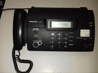 Aparelho De Fax Panasonic Kx-ft932 Voltagem 110v Semi Novo