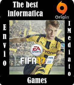 Fifa 17 Pc Key Origin Digital Jogo Original