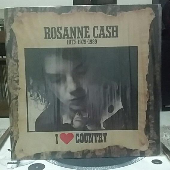 Lp Vinil Rosanne Cash - Hits 1979-1989