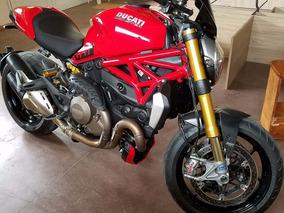 Excelente Ducati Monster 1200 S, Con 3200 Km Unico Dueño