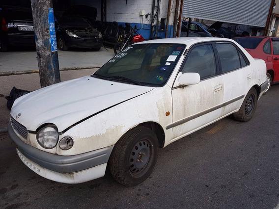 Sucata Toyota Corolla Gli 1.8 1997 1998 (somente Peças)