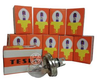 Kit 10pçs Farol 12 V 45 Watts Tesla= Produz Carros Eletricos