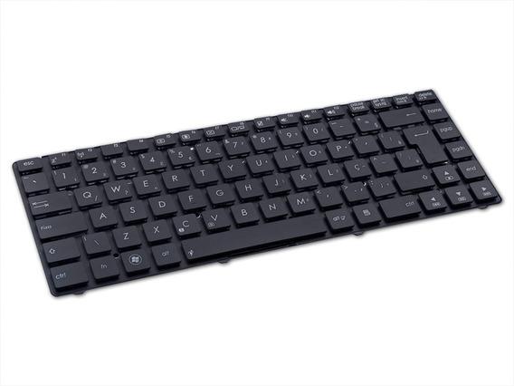 Teclado Notebook - Asus K45a - Preto Br