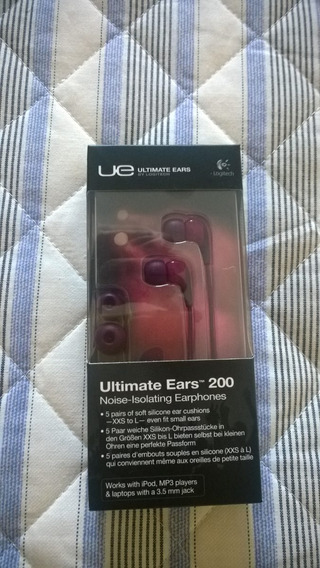 Fone Ultimate Ears 200