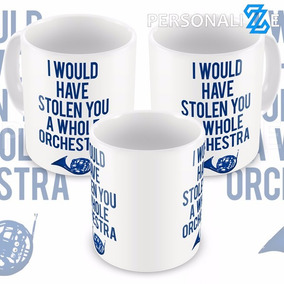 Caneca How I Met Your Mother Roubaria Orquestra Toda -