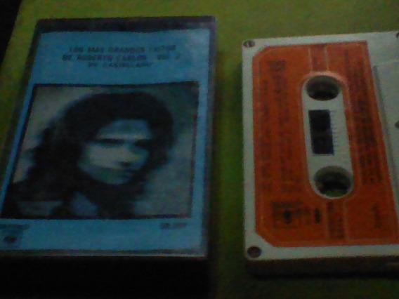 Los Mas Grandes Exitos De Roberto Carlos Cassette Buen