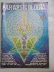 Revista Parapsicologia Nº 03 - Editora Três